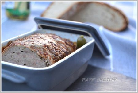 PATE BRETON