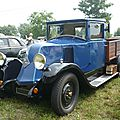 Renault kz pick-up 1927