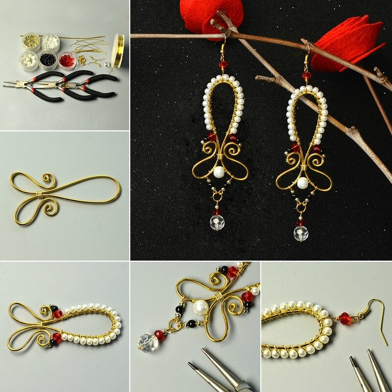 1080-How-to-Make-Handmade-Wire-Wrapped-Butterfly-Dangle-Earrings-with-Beads