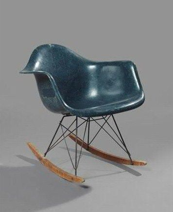 Charles eames et ray miller herman editeur fauteuil rar for Fauteuil relax charles eames
