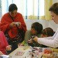 Ronit et ses élèves