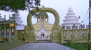 Palitana, colline de Shatrunjaya