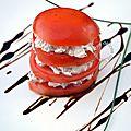 Millefeuille de tomate thon/boursin