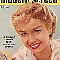 Modern screen january 1957