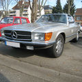 Mercedes 350 SL coup 01