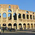 Rome : le colisée