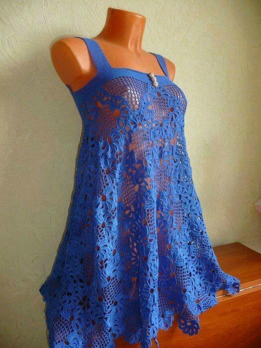 robe bleue mimi