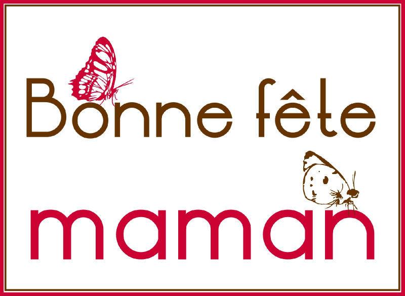 Bonne f te maman les tiquettes de tortues2007 - Carte a imprimer bonne fete maman ...