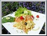0288 - salade de saumon au fenouil