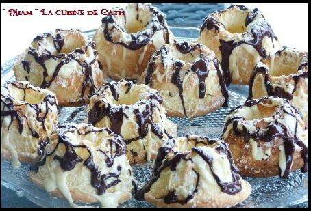 """ღ """" Miam """" Petits Gâteaux de Savoie"""