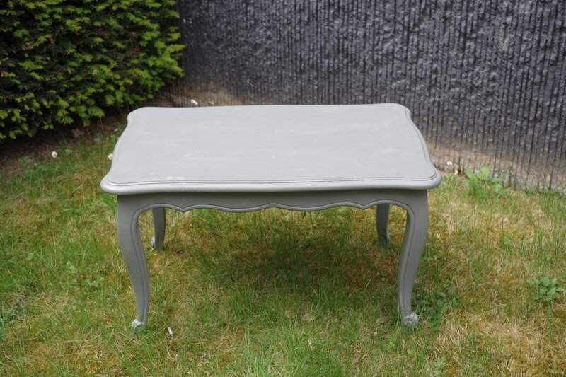 table basse (10 euro)