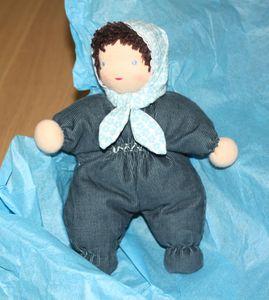 Doudou-poupée pour Viktorija