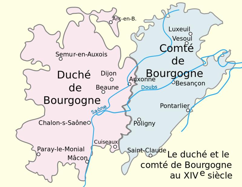 829px-Duché_et_Comté_de_Bourgogne_au_XIVe_siecle_svg