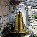 fontaine à Pouzeix