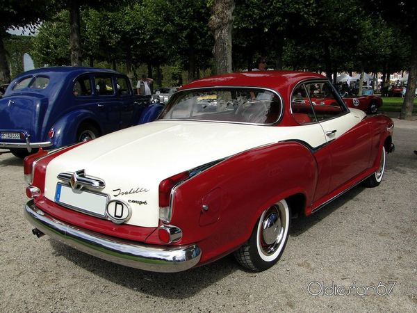 borgward isabella coupe 1959 b
