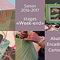 Atelier cadrat : stages