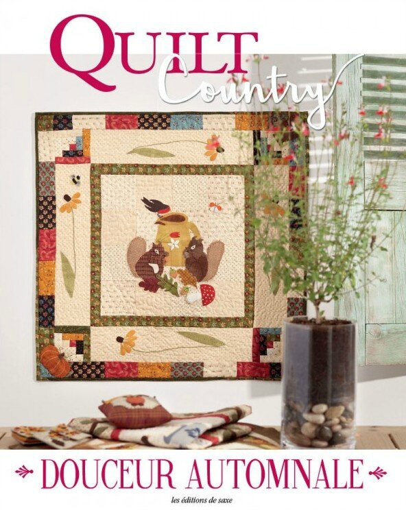 quilt country douceur automnale 5