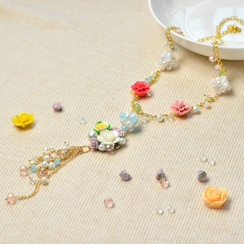 Original-Designed-Flower-Pendant-Necklace-6