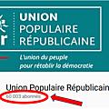 == 24 février 2018 == notre chaîne upr youtube officielle vient de franchir le cap des 60 000 abonnés.