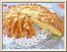 gâteau marie christine