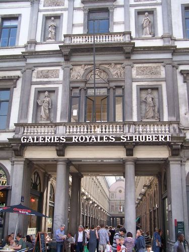 Galeries St Hubert