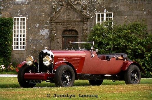 Bentley MkVI Special