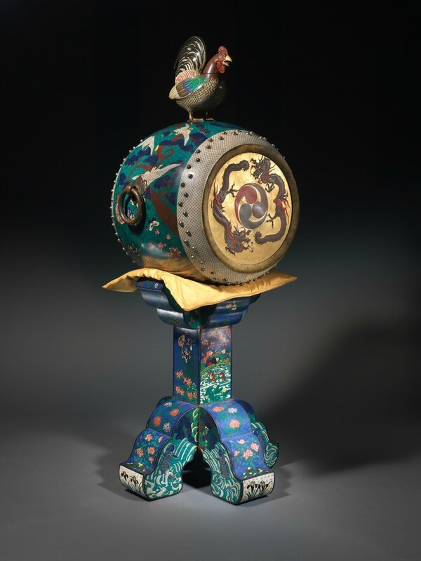 Metropolitan explores the history of the museum's collection of Japanese art