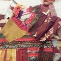 Artiste textile ---peintre brodeuse et mon blog