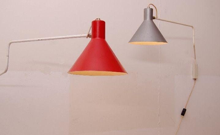 Applique coud e orientable 1950 solveig vintage galerie - Appliques annees 50 ...