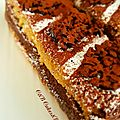 Le cake mi-basque mi-ricain