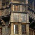 Une belle façade en bois
