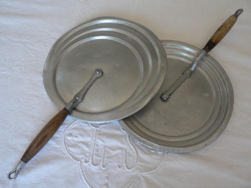 Couvercles de casseroles