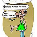 Sarkozy devait quitter