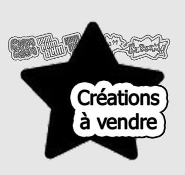 créations à vendre
