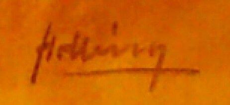 Holbing-signature