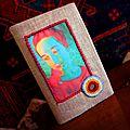 carnet personnalisé inspiration pop'art a