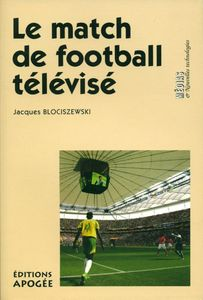Le match de football télévisé