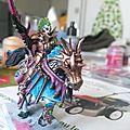 Fini : chevalier de slaanesh