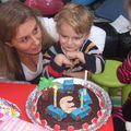 2007 Novembre - Nathan (anniversaire 3 ans)