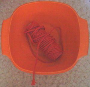 boîte orange