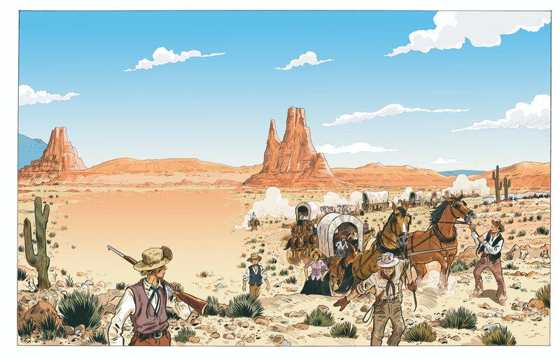 Explore the Wild West 2