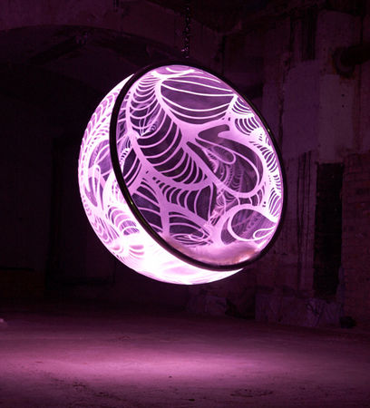 rousseau_bubble_chair_lumineuse