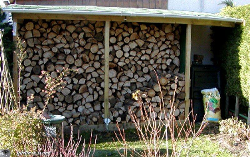 quelques conseils pour le stockage du bois de chauffage le jardinoscope cot pratique les. Black Bedroom Furniture Sets. Home Design Ideas