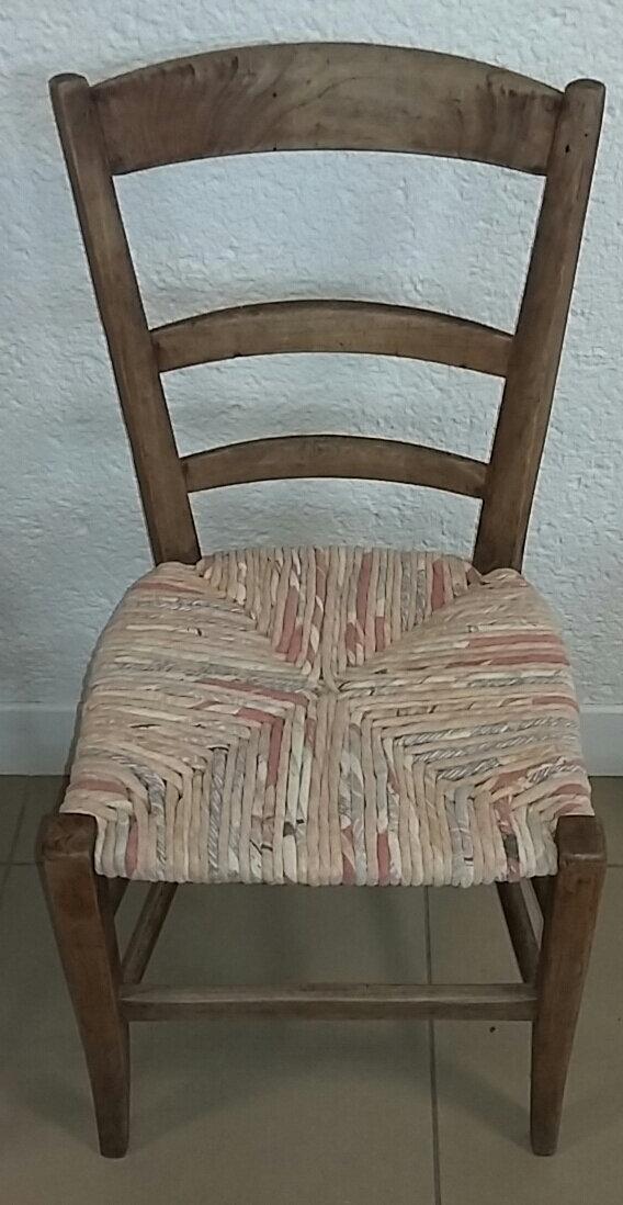 Les cr as de marie ange for Chaise norvegienne