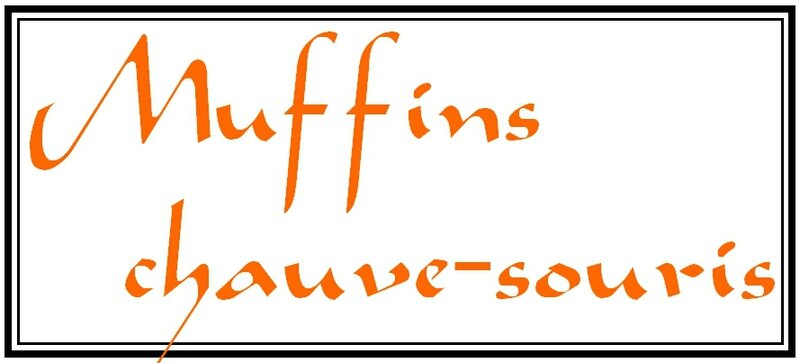 000-Muffins chauve-souris