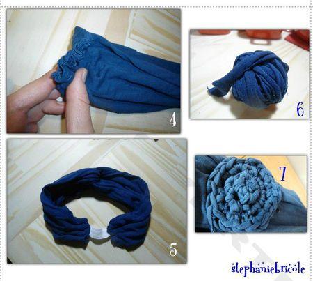 free pattern, tuto couture recup , faire soi-même un bandeau pour les cheveux, tuto bandeau, diy headband