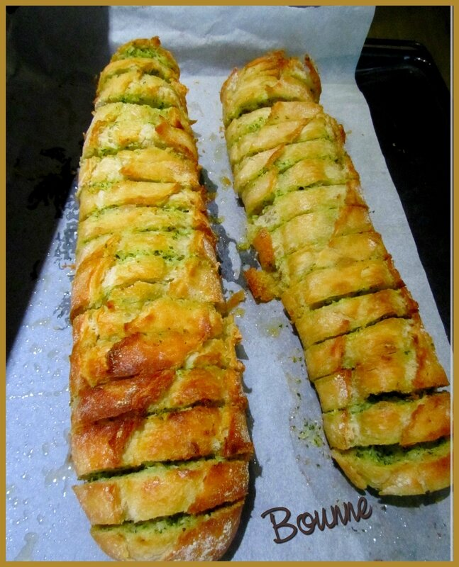 Garlic bread ou préfou (1)