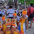Bali et sa fête du nyepi