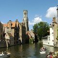 Bruges '' la venise de nord.