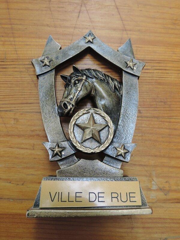 Trophée de la ville de Rue - Local de Rue - 5 Juin 2016